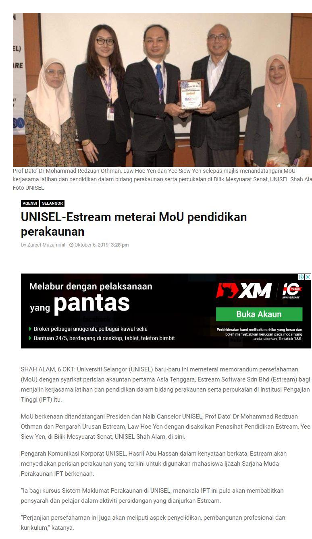 Selangor Kini 6 Oktober 2019