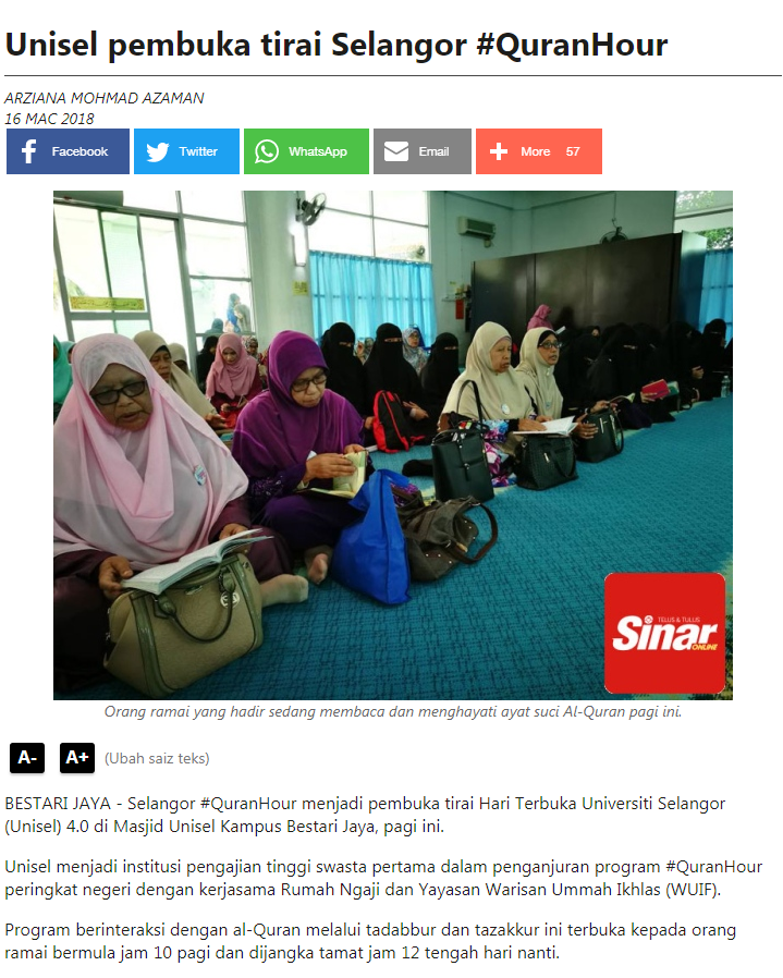 FireShot Capture 86 - Unisel pembuka tirai Selangor #QuranHo_ - http___www.sinarharian.com.my_edis