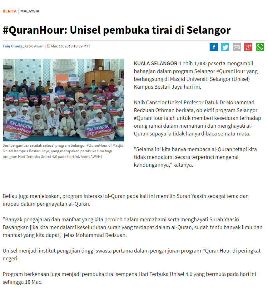 FireShot Capture 87 - QuranHour Unisel pembuka tirai di Sela_ - http___www.astroawani.com_berita-m