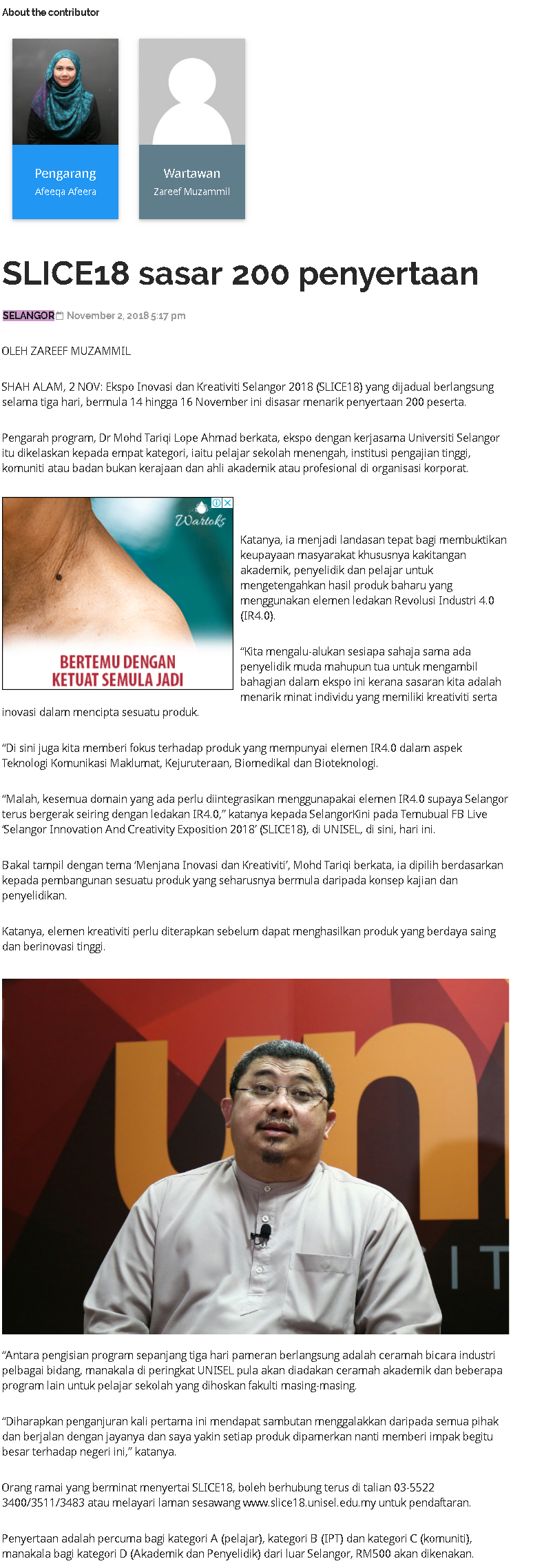 Selangorkini Online - 2 November 2018