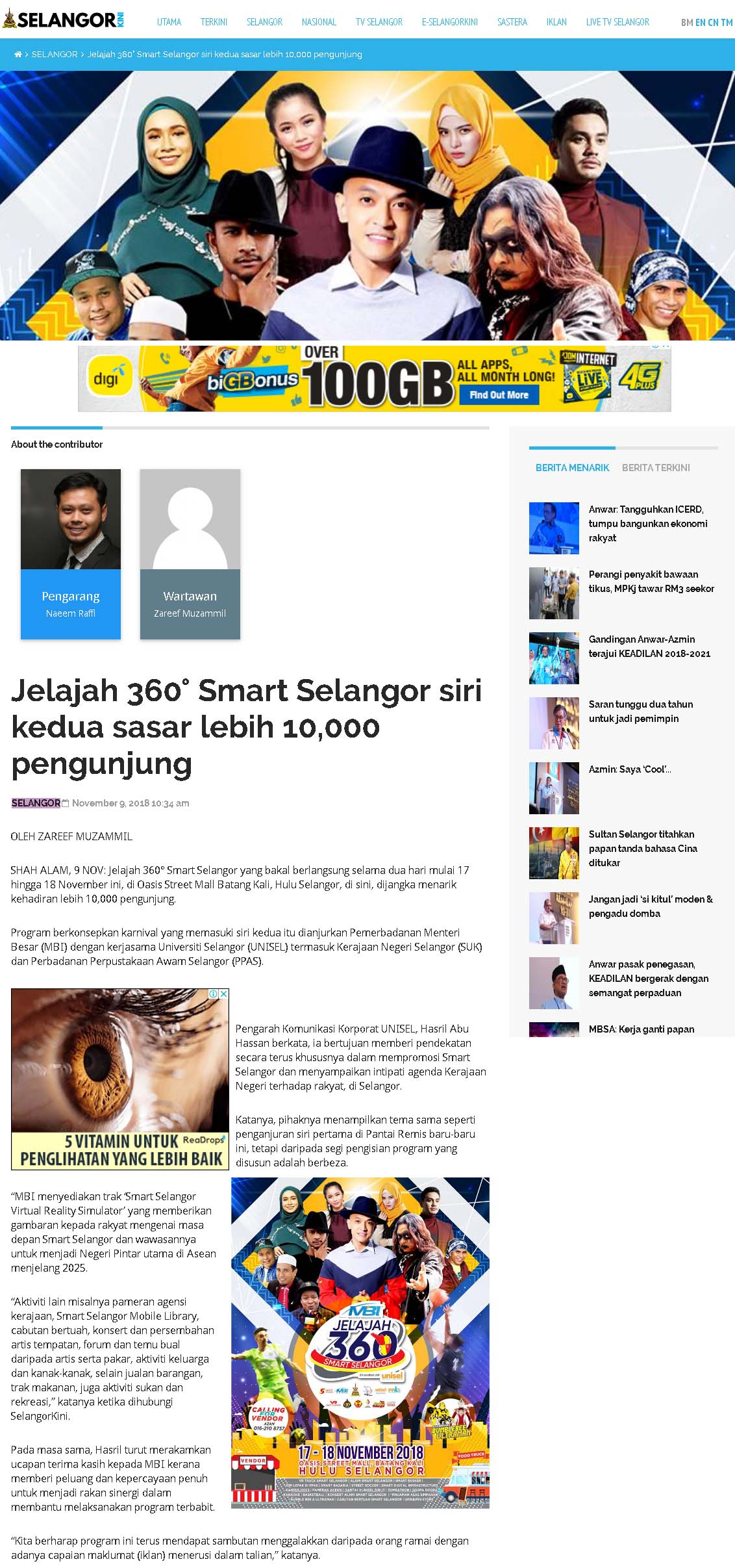 Selangorkini Online - 9 November 2018
