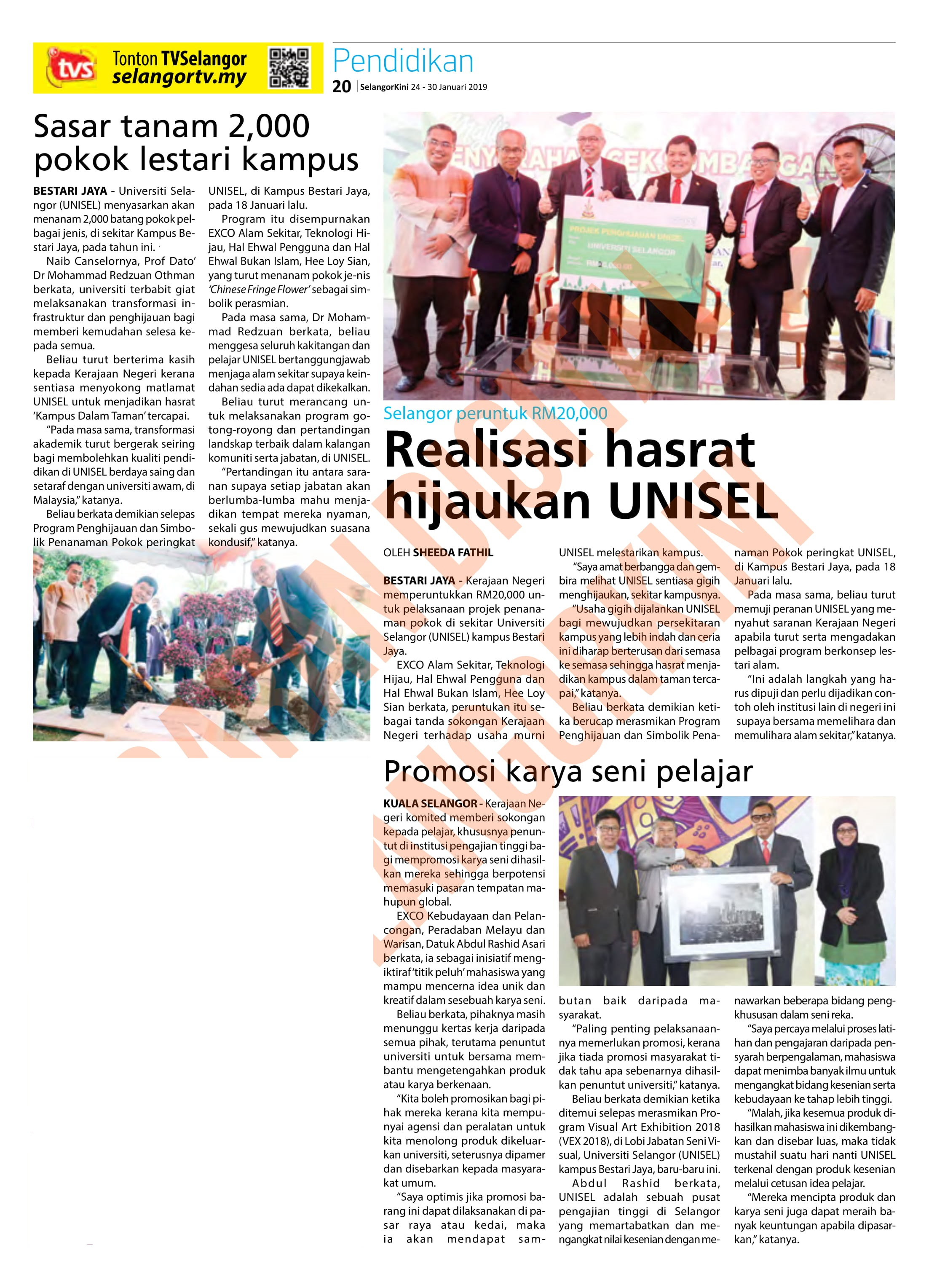 SelangorKini-24-30 Januari 2019