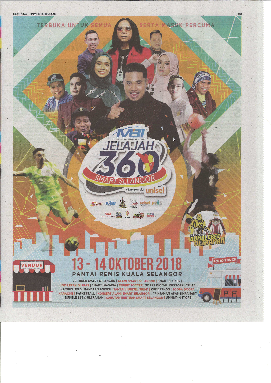 Sinar Harian - 12 Oktober 2018