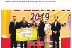 Sinar Harian_Kampusuols online 16 April 2019