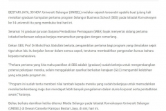 Selangor Kini  30 November 2019