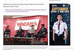 Sinar Harian (Online) 27 Ogos 2019