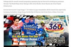 Selangor Kini (Online) 5 September  2019