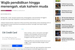 Selangor Kini Online - 12 Oktober 2018