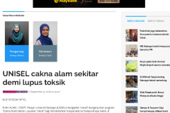 Selangor Kini Online - 13 September 2018