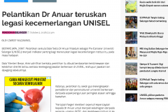 Selangor Kini Online - 3 Oktober 2018