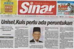 Sinar Harian - 25 November 2018
